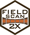 Field Scan 2x. Time-lapse technology automatically snaps images at preset intervals of one minute to one hour, within the hours of your choice. Now with two available time slots so you can monitor dusk and dawn movement. Because it?s not triggered by game, it provides the widest viewing area possible. But unlike all other time-lapse cameras, its simultaneous live trigger will still capture images of anything that walks by.