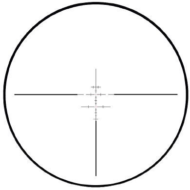 Reticle Illuminated HMR P300