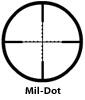 Nikko Stirling Mil Dot