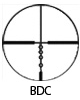 Reticle BDC
