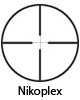 Reticle Nikoplex
