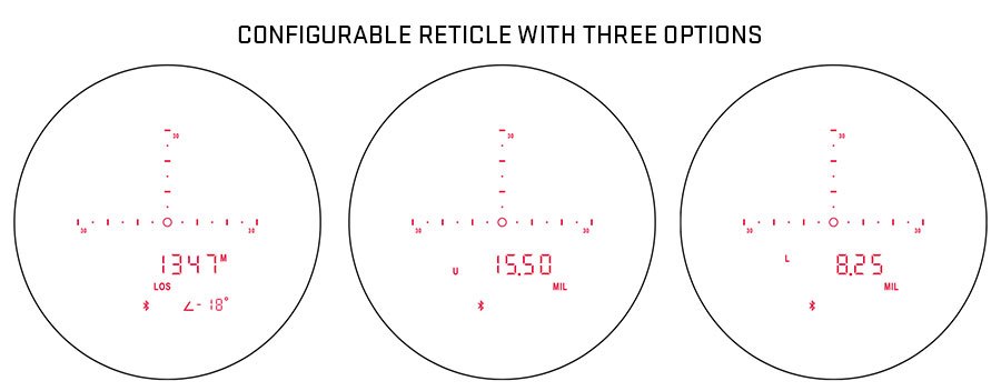 Rangefinder Reticles