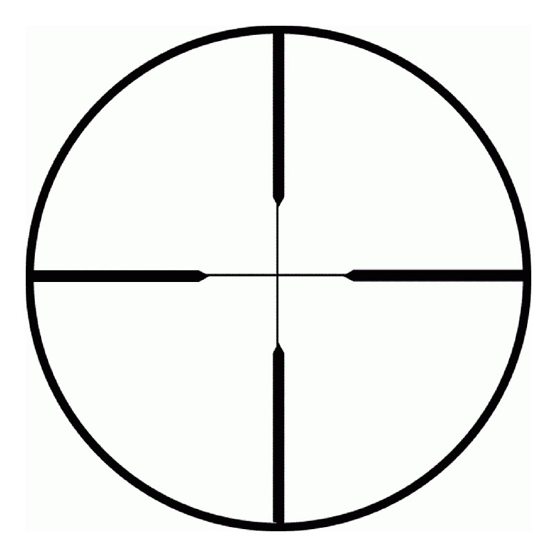 Reticle Truplex