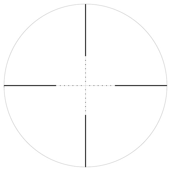 Reticle Mil Dot