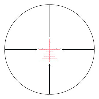 Reticle EBR-2B MOA
