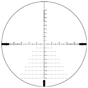 Reticle EBR-2C MOA