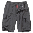 Craghoppers NosiLife Cargo Shorts - Black Pepper