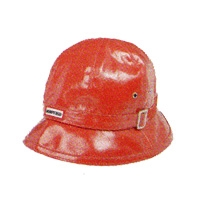 Image of Hunter Kids Rain Hat - Red b56092244e5
