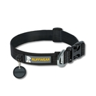 Ruffwear Hoopie Collar - Obsidian Black
