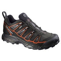 09496e8eded9 Salomon X Ultra 2 GTX Walking Shoes (Men s) - Autobahn   Black   Tomato Red