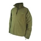 Snowbee Fleece Pullover - Light Green